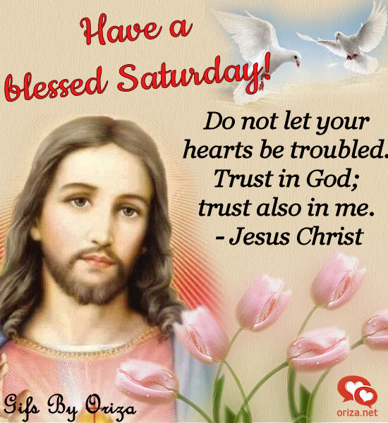Response To Good Morning In German : Have a blessed saturday good morning